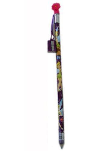 Tinker Bell Jumbo Pencil Party Accessory front-519494