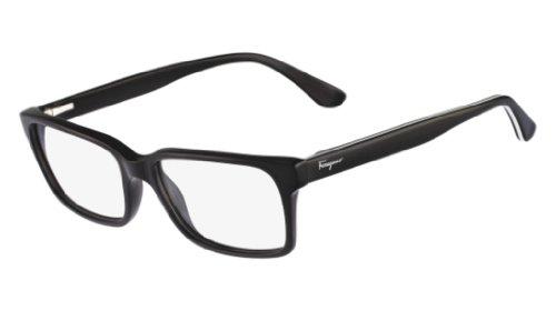 SALVATORE FERRAGAMO Eyeglasses SF2670 001 Black 54MM