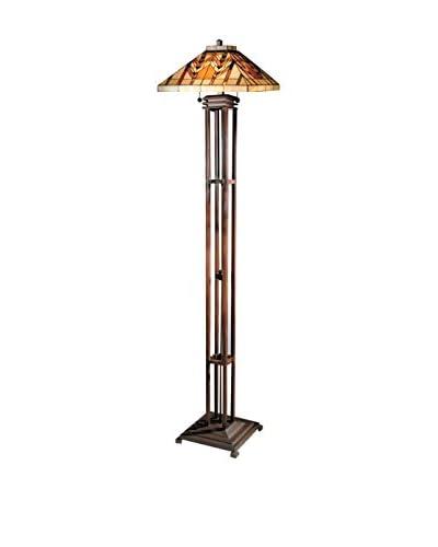 Dale Tiffany Rincon Tiffany Floor Lamp, Multi