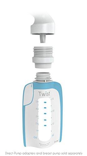Twist Pouches - Direct-pump,