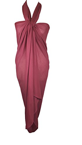 world-of-shawls-plain-sarong-coverup-scarf-big-size-110cm-x-200cm-blush