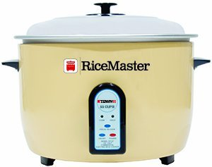 Town Food Service 57155 55 Cup Ricemaster Rice Cooker