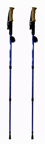 Hikker HP-5 Anti-shock Hiking Pole, 2-pack
