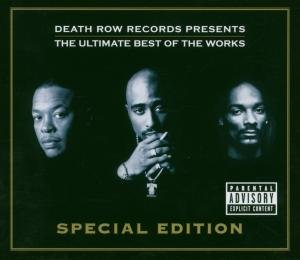 2 Pac - Death Row Records Presents The Ultimate Best Of The Works - Zortam Music