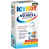 Icy Hot No Mess Application Pain Relieving Stick - 2.5 Oz