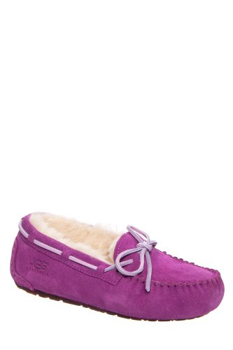 UGG Australia Kid's Dakota Moccasin Flat Shoe