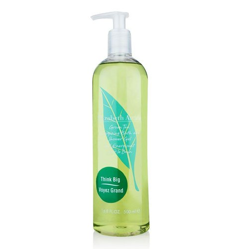 Green Tea Shower Gel 500 ml Doccia Gel Donna