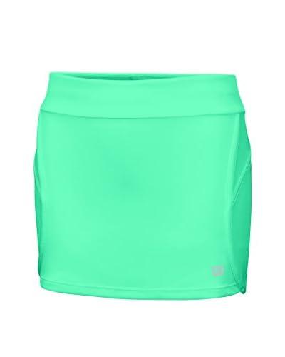 Wilson Falda G Sporty 11 Verde Menta