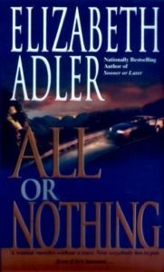 All or Nothing, Catherine Lanigan