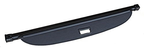TMB Black Cargo Cover Tonneau Shield 2011-2016 Up Kia Sportage (Clip On Roof Rack compare prices)