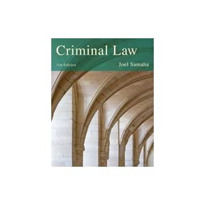 criminal law foundations Ecuted together, substantive criminal law and procedural criminal law form the  foundation of the us system of criminal justice criminal law: the foundation.