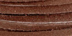 Tandy Leather Factory 1/8-Inch Wide Solid Suede Lace with 25-Yard Spool, Dark Brown