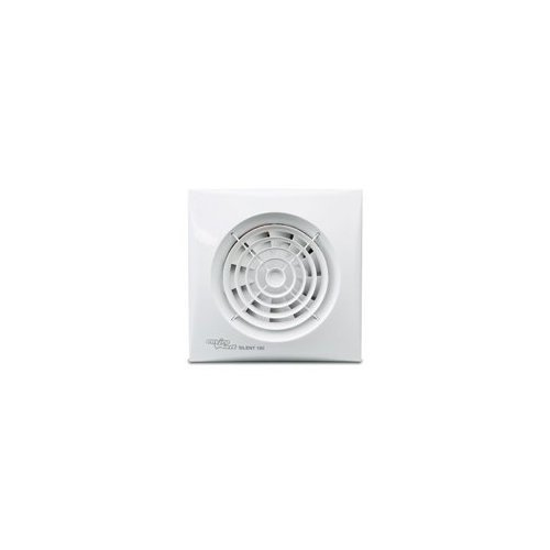 Envirovent sil100s silent ventilateur d extraction d air for Ventilateur salle de bain sans sortie