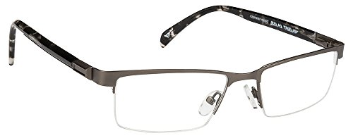 Vincent Chase VC 6481 Matte Gunmetal Tortoise C3 Eyeglasses(102968)