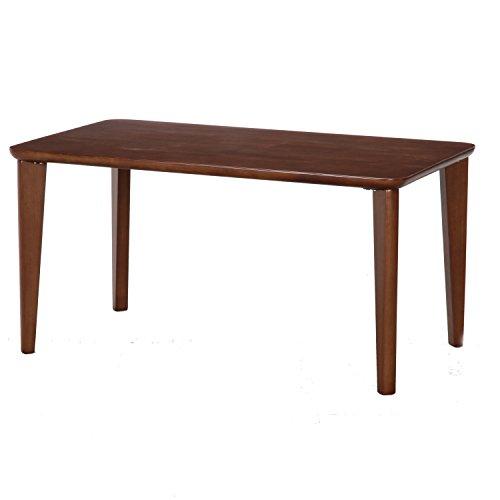 不二貿易 ダイニング テーブル ROSE ブラウン 96623