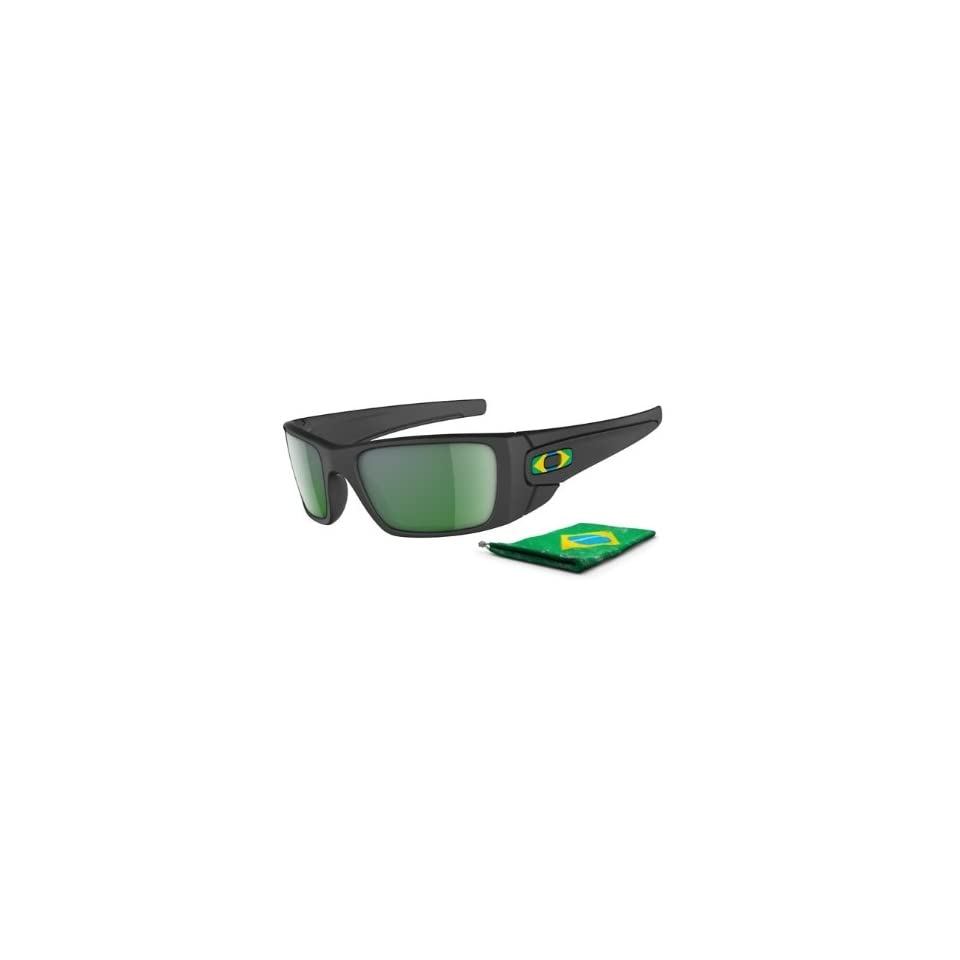 729a9b5b71 Oakley Country Flag Fuel Cell Sunglasses (Brazil) Sports on PopScreen