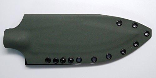 Custom Kydex Foliage Green Sheath For Cold Steel Knives Bushman Bowie Knife 95Bbusk