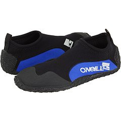 O'Neill Reactor Reef Boots (Black/Pacific, Size - 11)