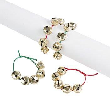 12 FUN jingle bell bracelets! - 1