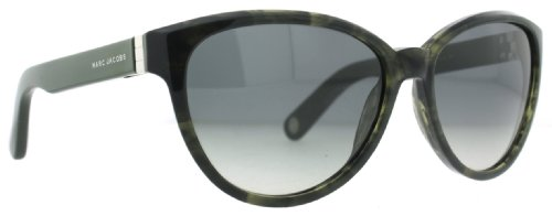 Marc JacobsMarc Jacobs MJ465/S Sunglasses-0BVS Green (DX Gray Shaded Lens)-57mm