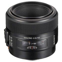 Sony Alpha 50mm F2.8 Macro lens