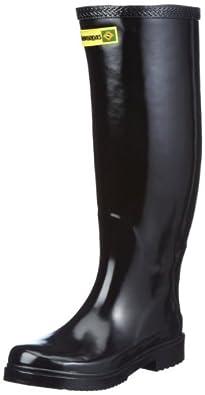 Havaianas Unisex-Adult Rain Boots U Rain Boots Black 2W UK (35 EU)