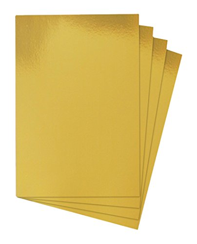 house-of-card-paper-a4-220-gsm-foil-card-gold-pack-of-25-sheets