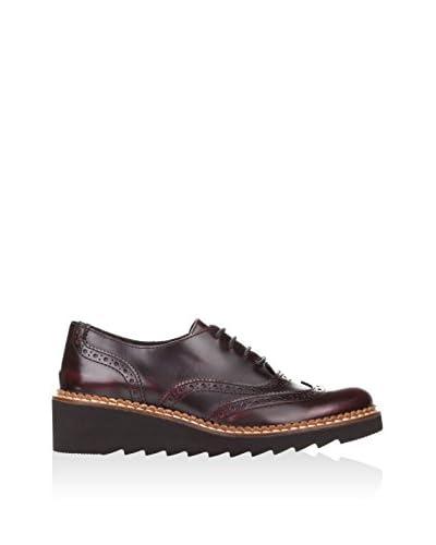 MARIA BARCELO Zapatos de cordones Negro