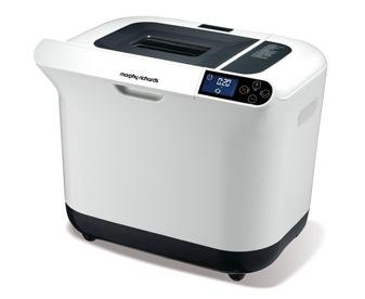 Morphy Richards Everyday 48321 Breadmaker, White