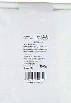 Heuschrecke Chun Mee China Bio Grüntee Aktion , 1er Pack (1 x 1 kg) von Heuschrecke bei Gewürze Shop