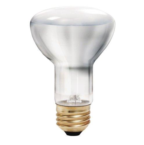 Philips 408831 Halogen 45-Watt R20 Indoor Flood Light Bulb front-695107