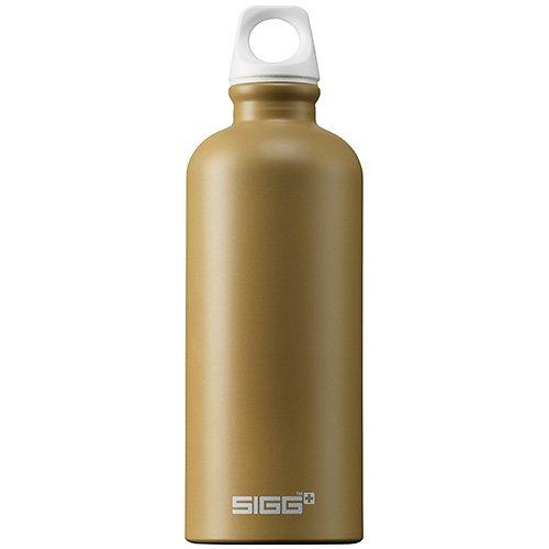 Sigg Elements Earth Water Bottle, Beige front-686064