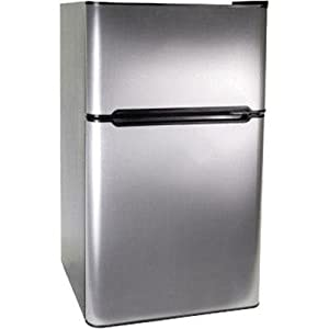 Haier 2-Door 3.3 cu ft Refrigerator/Freezer at Sears.com