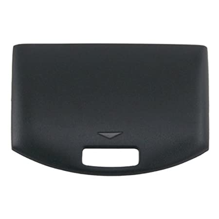 eForCity Battery Door for Sony PSP, Black