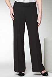 Wide Leg Bow Trousers [T56-4237-S]