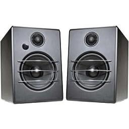 NXG Technology 2.0 Speaker System - 110 W RMS - Wireless Speaker(s) - Black NX-DECO5-B