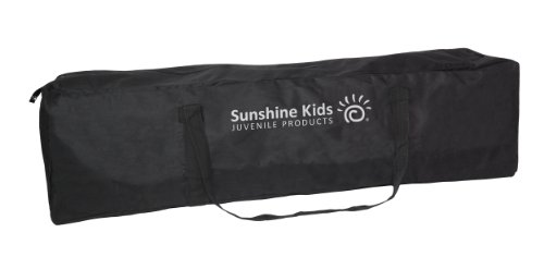 Sunshine Kids Buggy Bag, Black (Discontinued by Manufacturer) - 1
