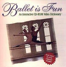 Ballet is Fun CD-ROM - Ann Etgen & Bill Atkinson CD-ROM - WB03 (輸入版)