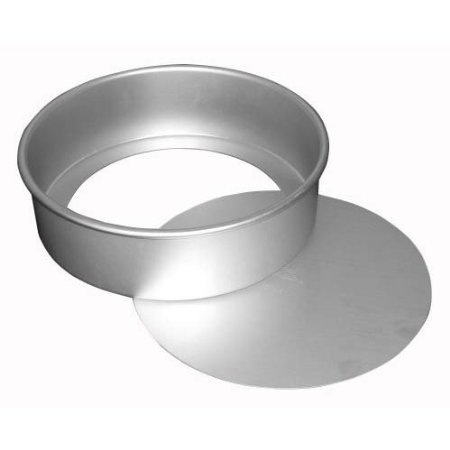 Fat Daddio's Anodized Aluminum Round Cheesecake Pan with Removable Bottom, 16 Inch by 3 Inch (16 Inch Round Baking Pan compare prices)