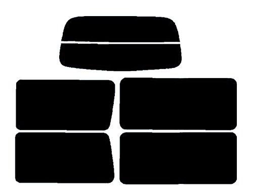 MAZDA マツダ ボンゴ サイドウィンド固定式用 カット済みカーフィルム SK#/ウルトラブラック