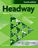 New Headway 4e Beginner Workbook Esol with Key Pack (Uk)