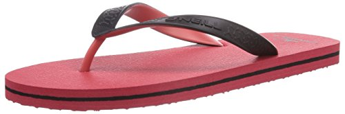 O'Neill FTM FRICTION, Infradito uomo, Rosso (Rot (3111 Hibiscus R)), 46