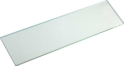 Ib-Style Ib-Style - Glass Bottom Glass Pane Glass Top For Glass Shelf 60 X 30 Cm Satinised