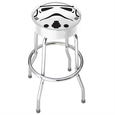 ... Single Ringer Bar Stool - Sit Down with a Sith Furniture Chairs Stools: http://www.2daydeliver.com/product_detail.php?id=SKUB00C2CBYCM