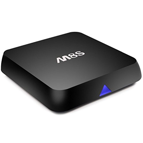 Fantastic Deal! QacQoc M8S Android TV Box 2G/8G Dual band 2.4G/5G wifi Android 4.4 Amlogic S812 Chip...