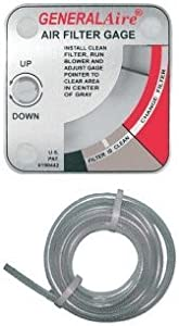 General G-99 Air Filter Gauge Kit