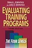 img - for Evaluating Training Programs: The Four Levels book / textbook / text book