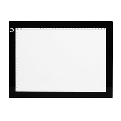Ultrathin A4 Led Artcraft Tracing Light Pad Light Box Tablet Touch Art Craft Copy Board Drawing