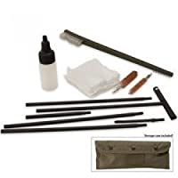 AK-47/SKS Field Cleaning Kit With Pouch OD by MILITARIA