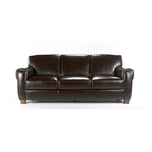 Costco hot costco natuzzi leather sofa bed couch for Sofa bed costco